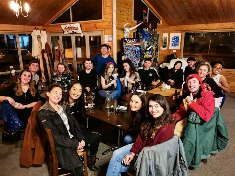 紐西蘭雪場生活