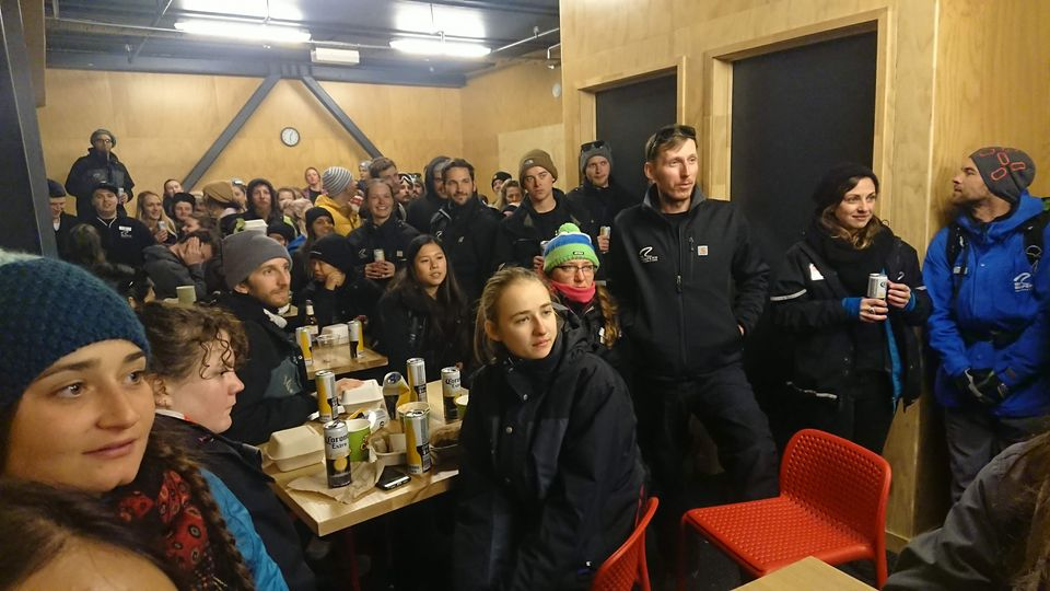 紐西蘭雪場打工 員工大會