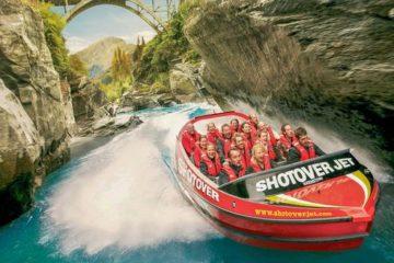【2020最新】紐西蘭皇后鎮必玩 Jet Boat 噴射快艇總整理
