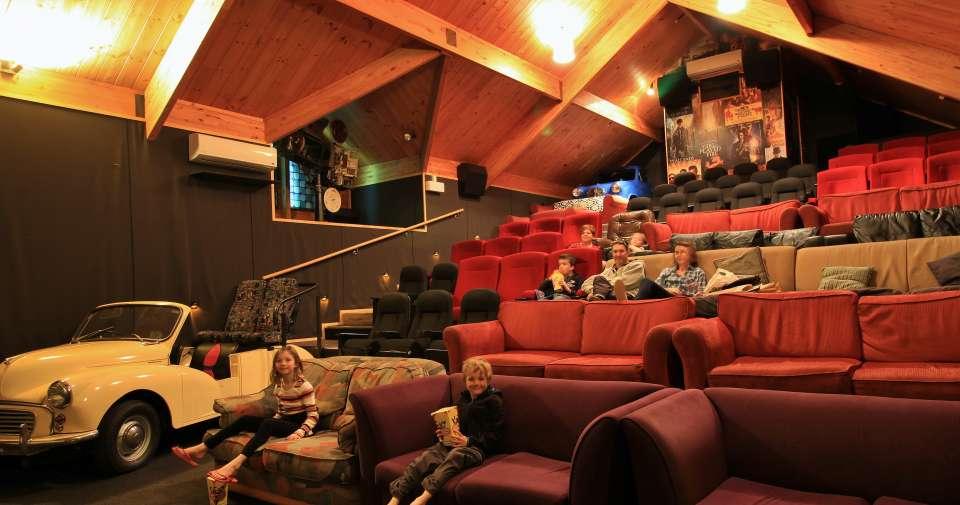 瓦納卡電影院
