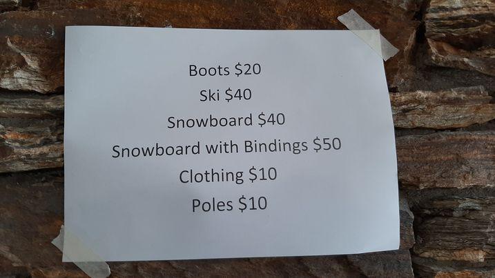 cardrona ski sell
