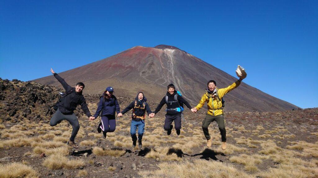 紐西蘭末日火山