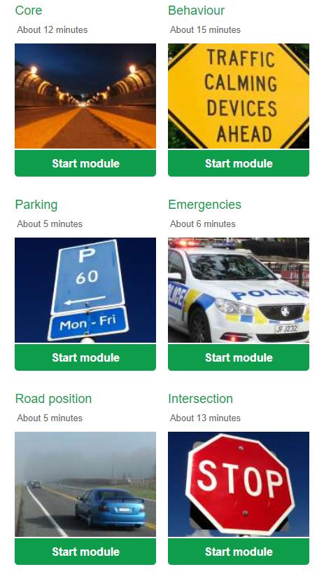 紐西蘭駕照