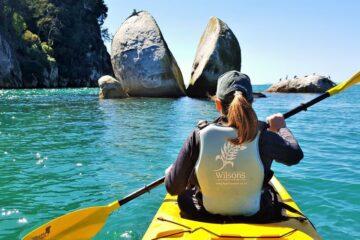五個紐西蘭 ABEL TASMAN 推薦行程 – 滑獨木舟、郵輪、帆船活動體驗