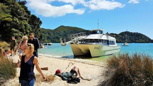 abel tasman 郵輪 船