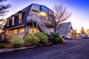 紐西蘭北島 Tongariro crossing、Whakapapa 雪場十間住宿推薦
