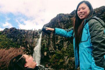 六個 Tongariro national park 旅遊景點介紹